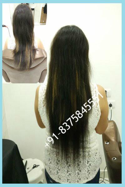 hair exteniosn in delhi