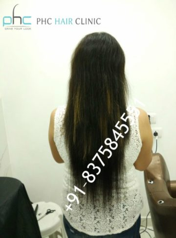 Clip-On Hair Extensions in Delhi