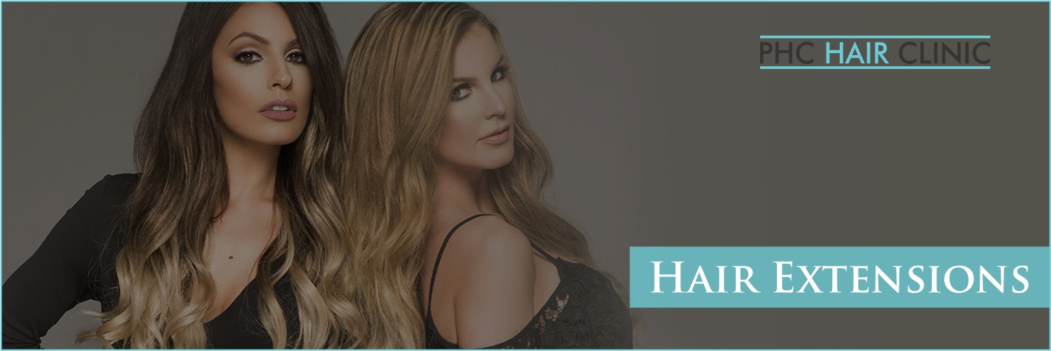 Hair Extensions in Noida - PHC Hair Clinic