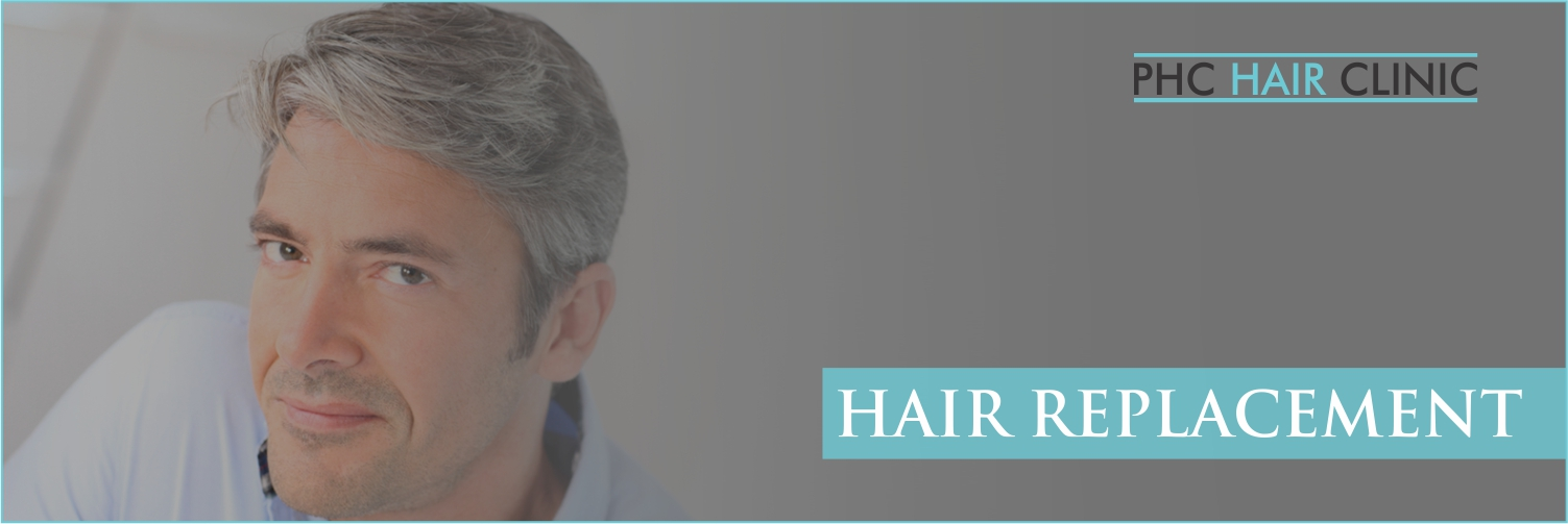 Hair Replacement in Delhi - PHC Hair Clinic