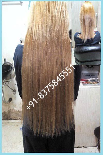 Permanent Human Hair Extensions in Delhi