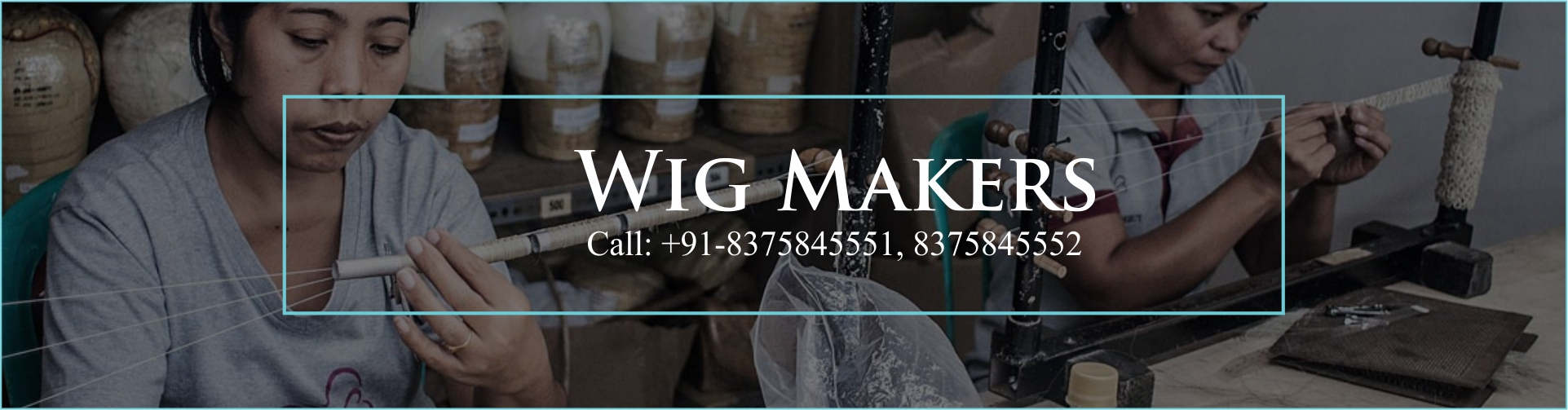 Wig Makers - PHC Hair Clinic