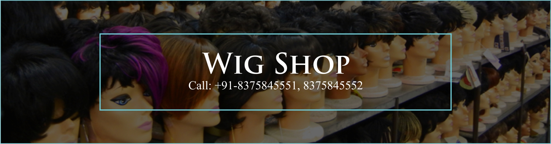 Wig Shop - PHC Hair Clinic