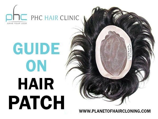 hair patch system