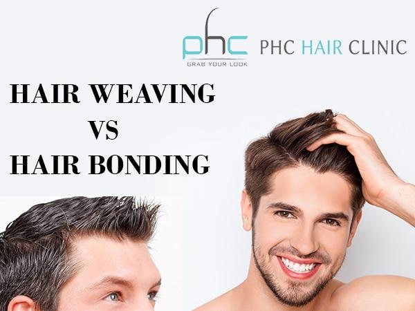 weaving vs bonding